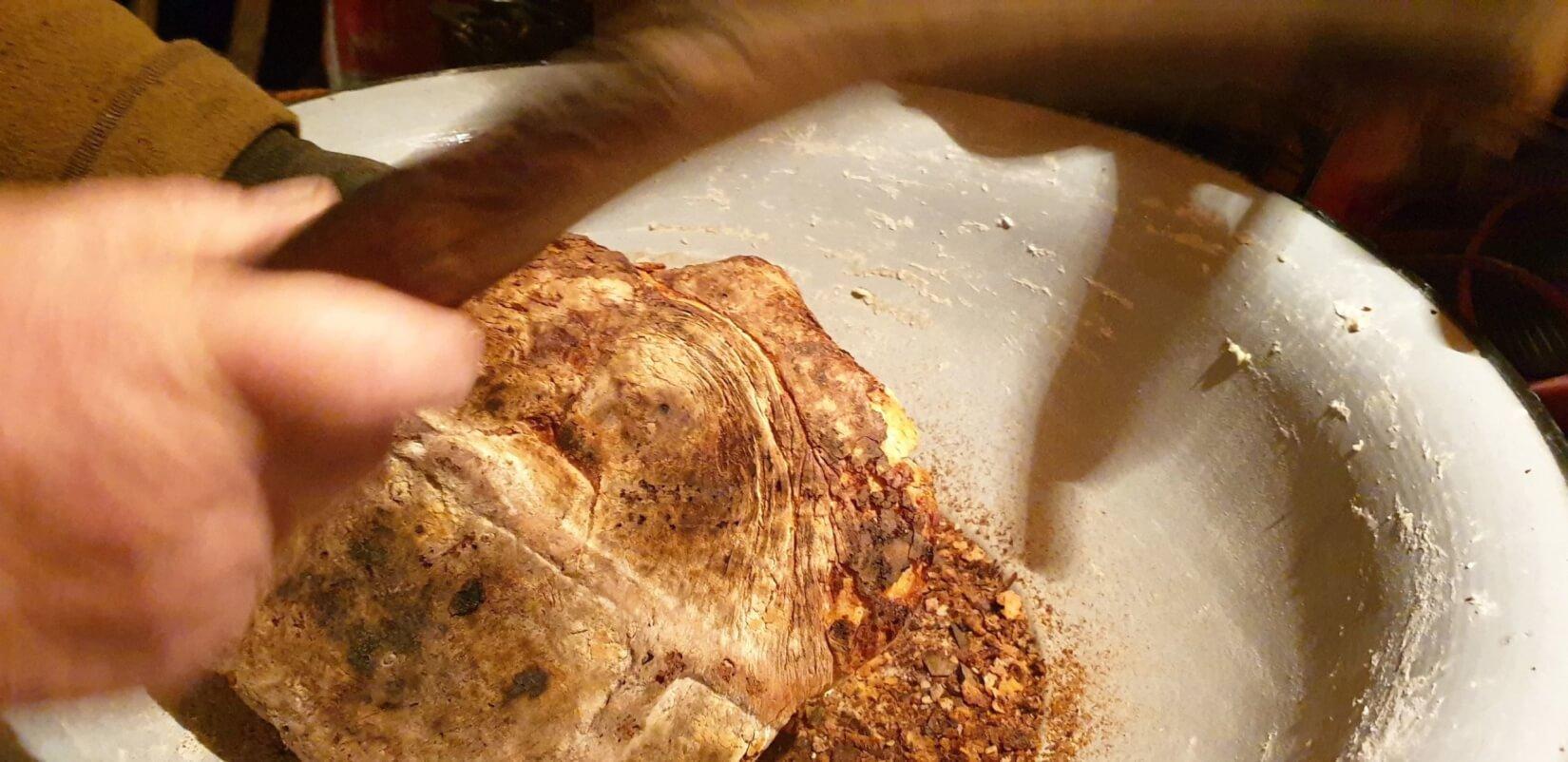 úZ VÖLGYI pityókás kenyér
